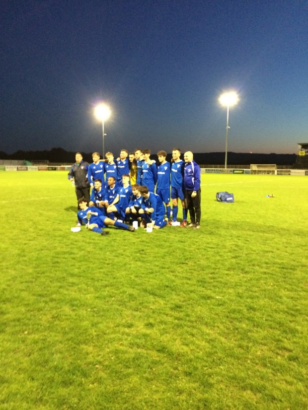 Youth cup winners